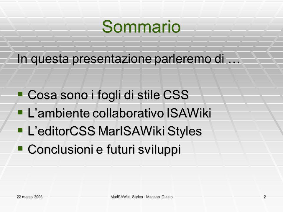 MarISAWiki Styles - Mariano Diasio