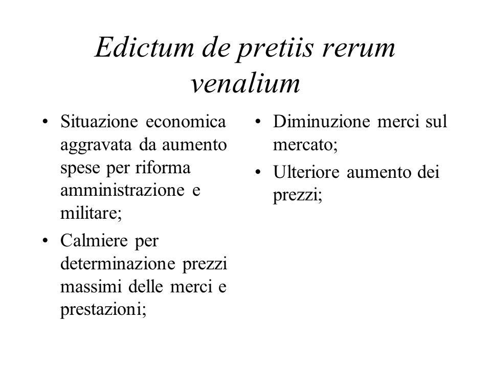 Edictum de pretiis rerum venalium