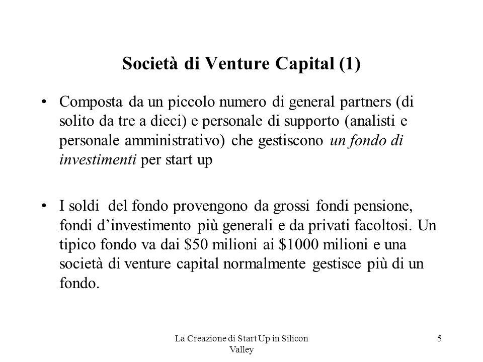 Società di Venture Capital (1)
