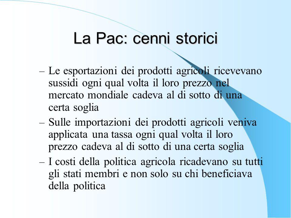 La Pac: cenni storici