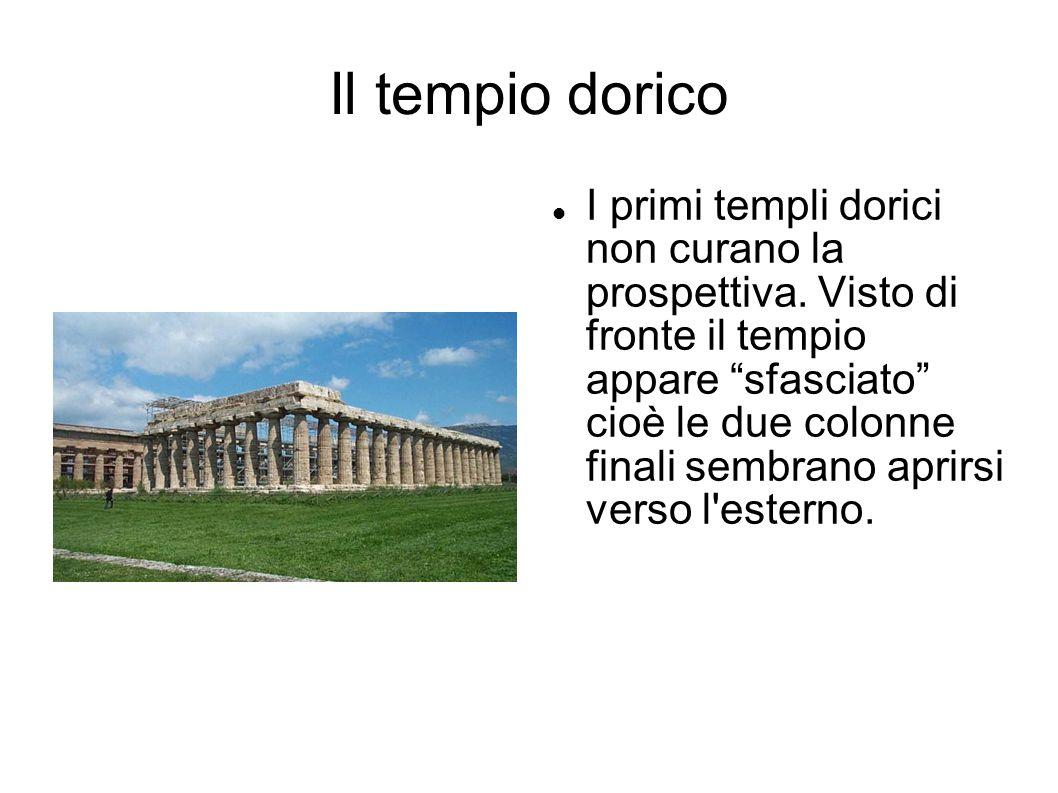 Il tempio dorico