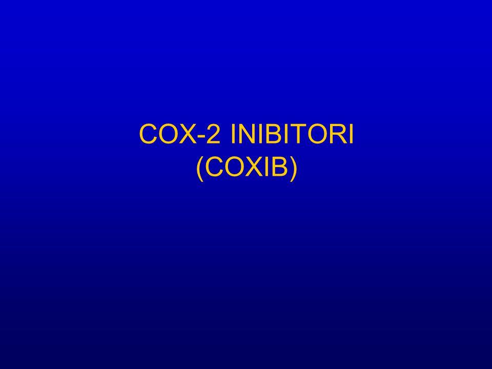 COX-2 INIBITORI (COXIB)