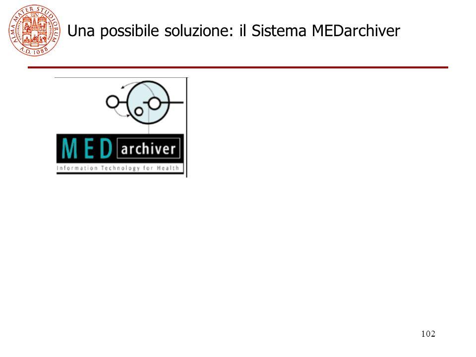 Una possibile soluzione: il Sistema MEDarchiver
