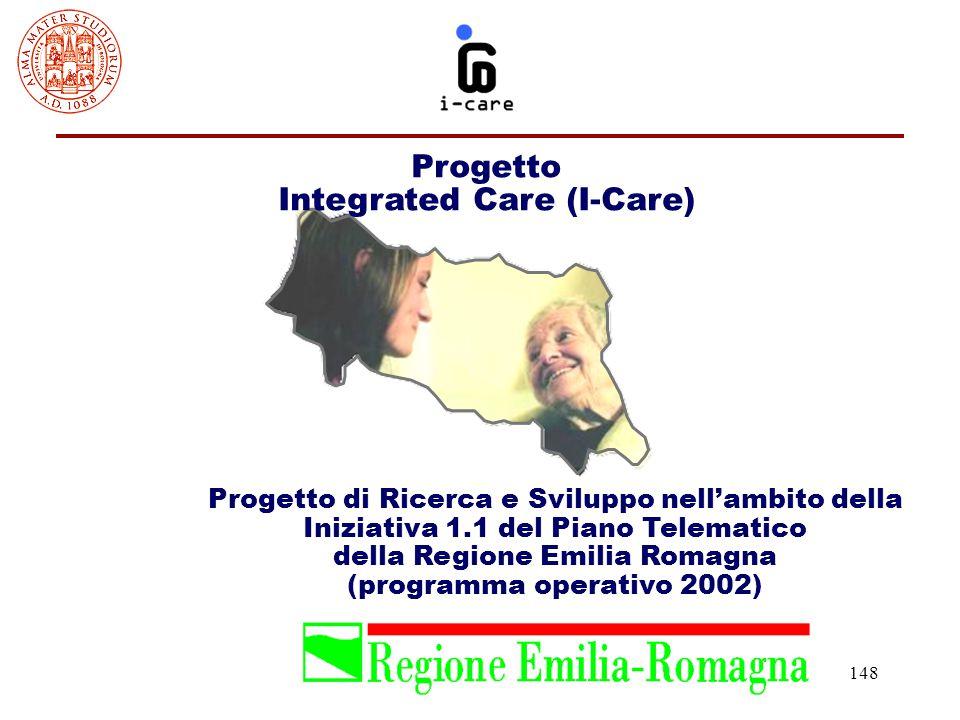 Progetto Integrated Care (I-Care)