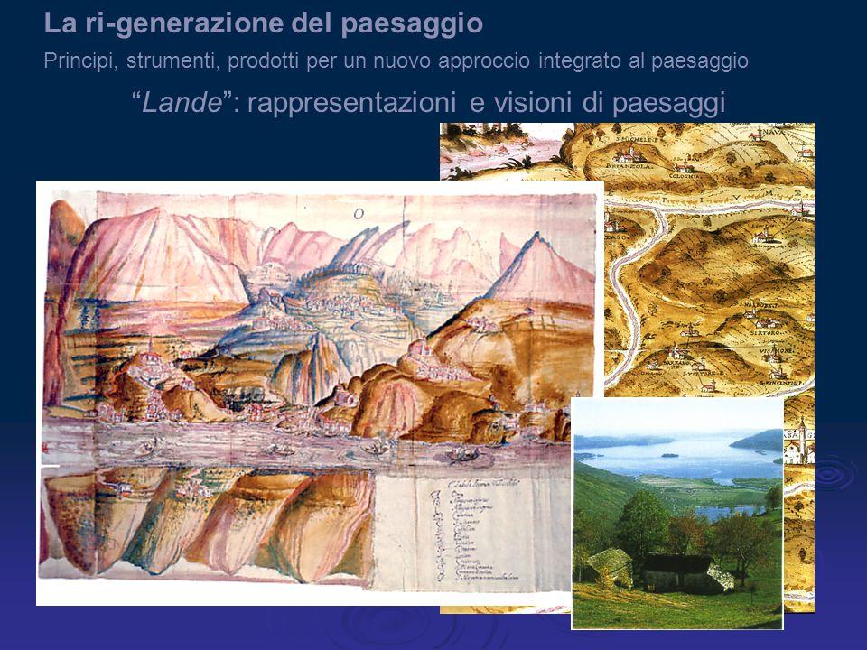 La ri-generazione del paesaggio