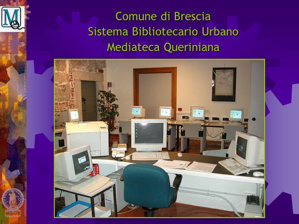 Sistema Bibliotecario Urbano
