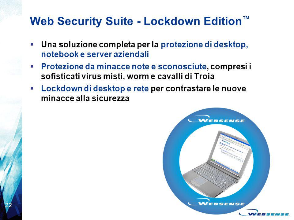 Web Security Suite - Lockdown Edition™