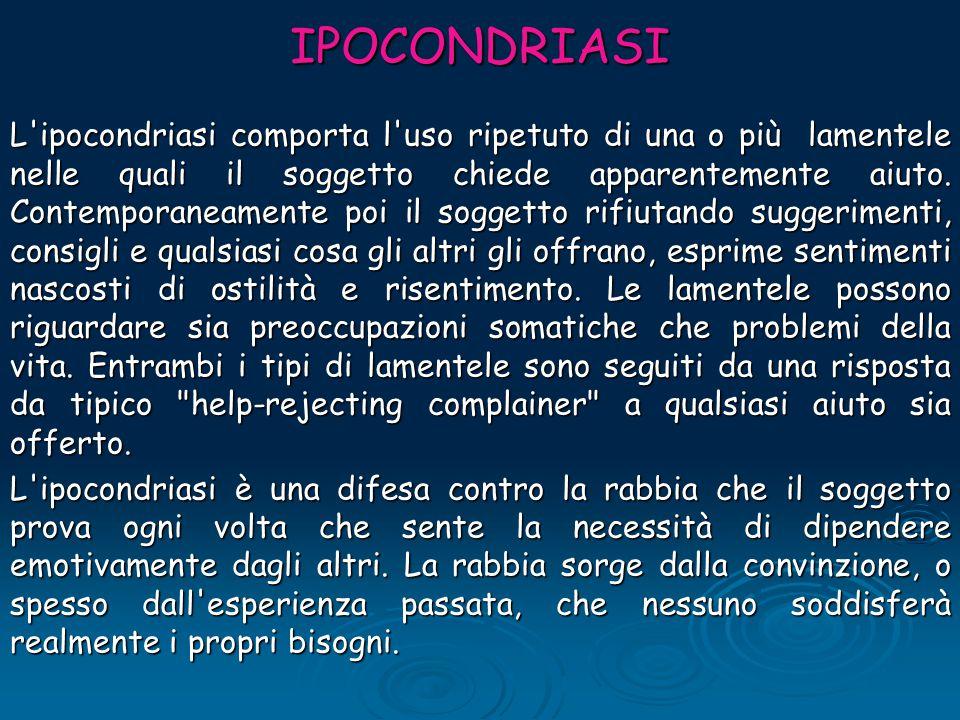IPOCONDRIASI