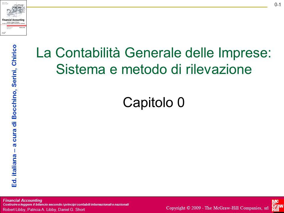 Ed. italiana – a cura di Bocchino, Serini, Chirico