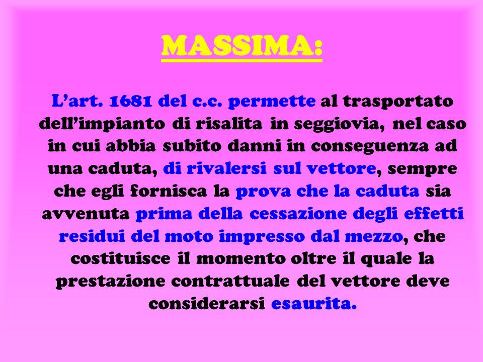 MASSIMA: