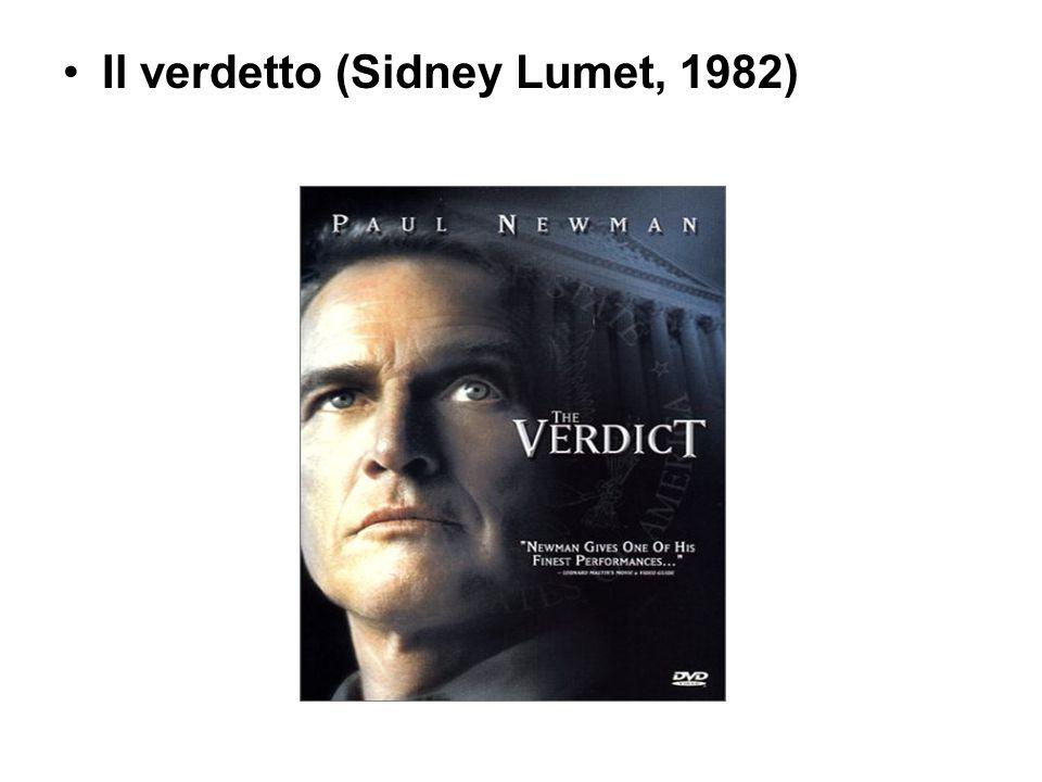 Il verdetto (Sidney Lumet, 1982)