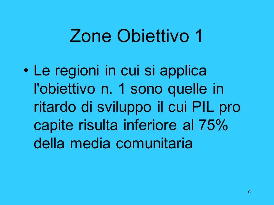 Zone Obiettivo 1