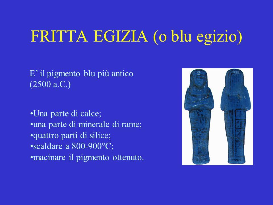 FRITTA EGIZIA (o blu egizio)