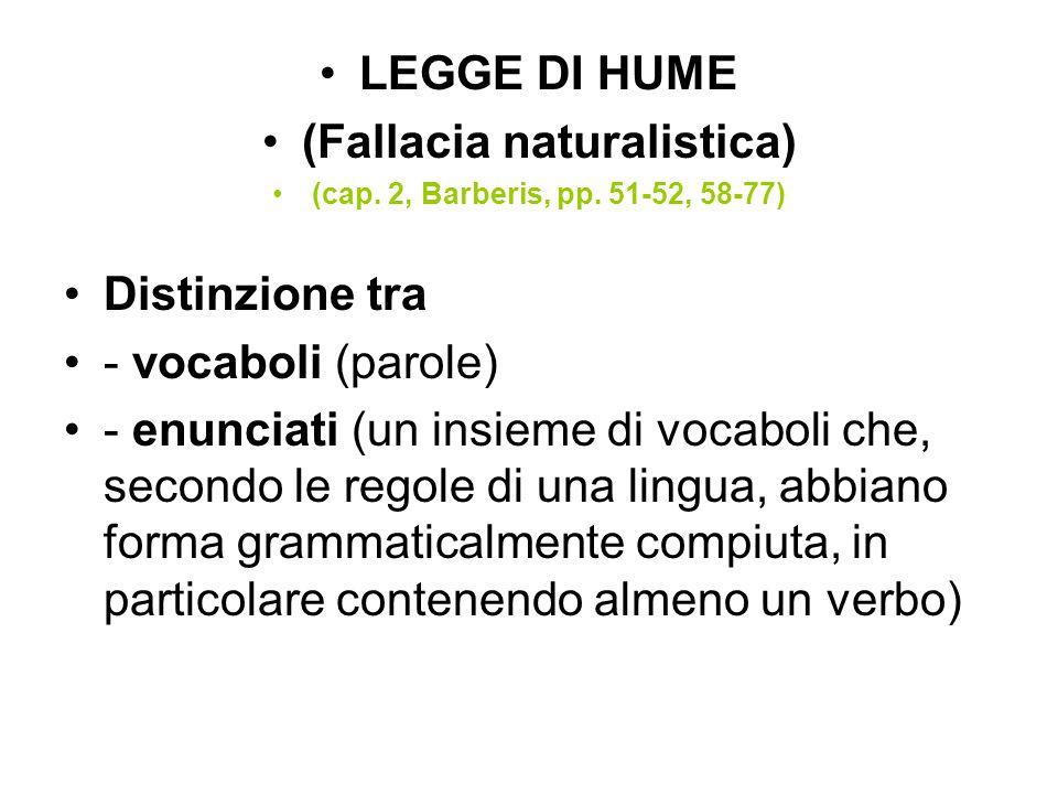 (Fallacia naturalistica)