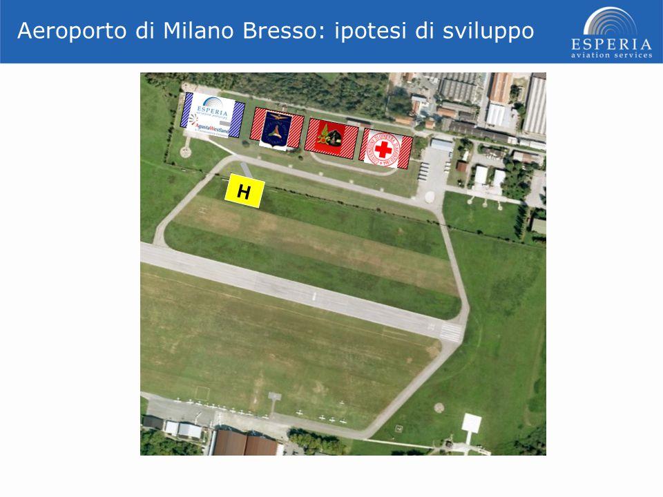 Aeroporto di Milano Bresso: ipotesi di sviluppo