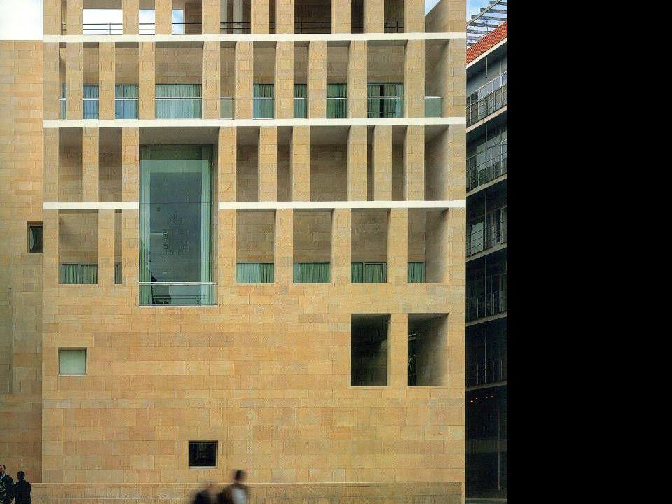 Municipio di Murcia Municipio di Murcia (Raphael Moneo).