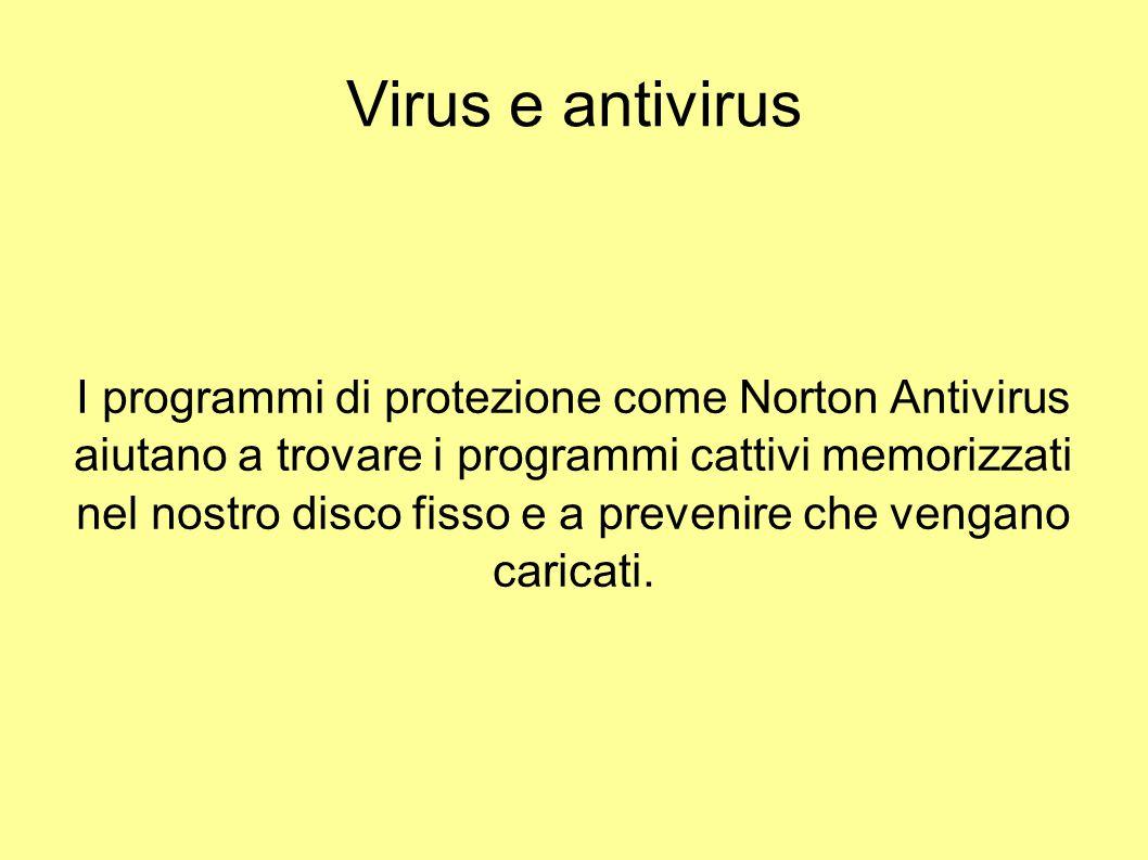 Virus e antivirus