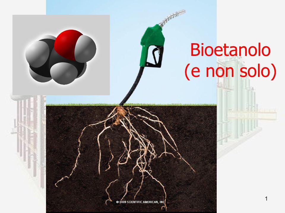 Bioetanolo (e non solo)