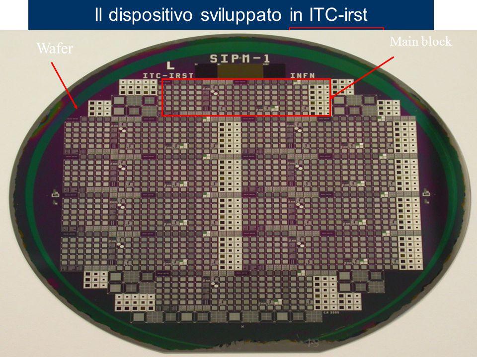 Il dispositivo sviluppato in ITC-irst
