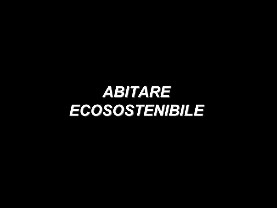 ABITARE ECOSOSTENIBILE