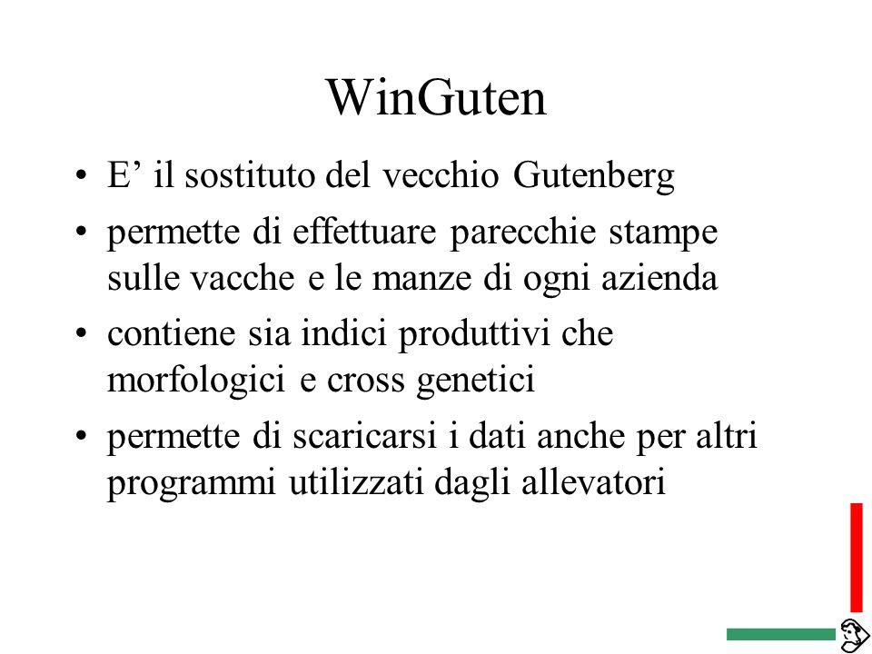 WinGuten E' il sostituto del vecchio Gutenberg