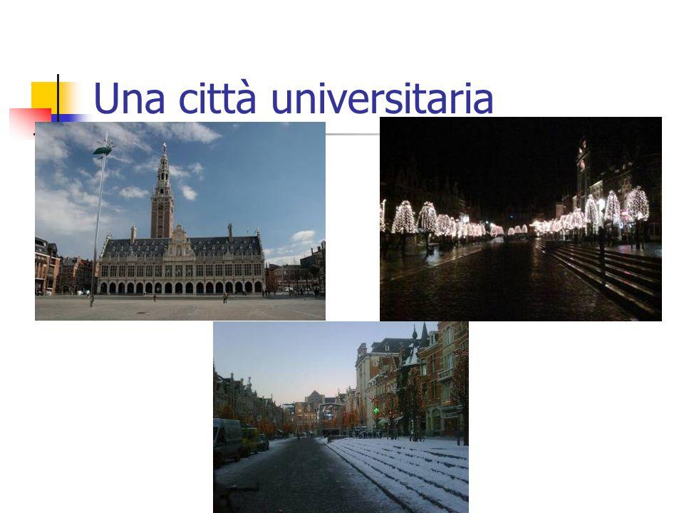 Una città universitaria