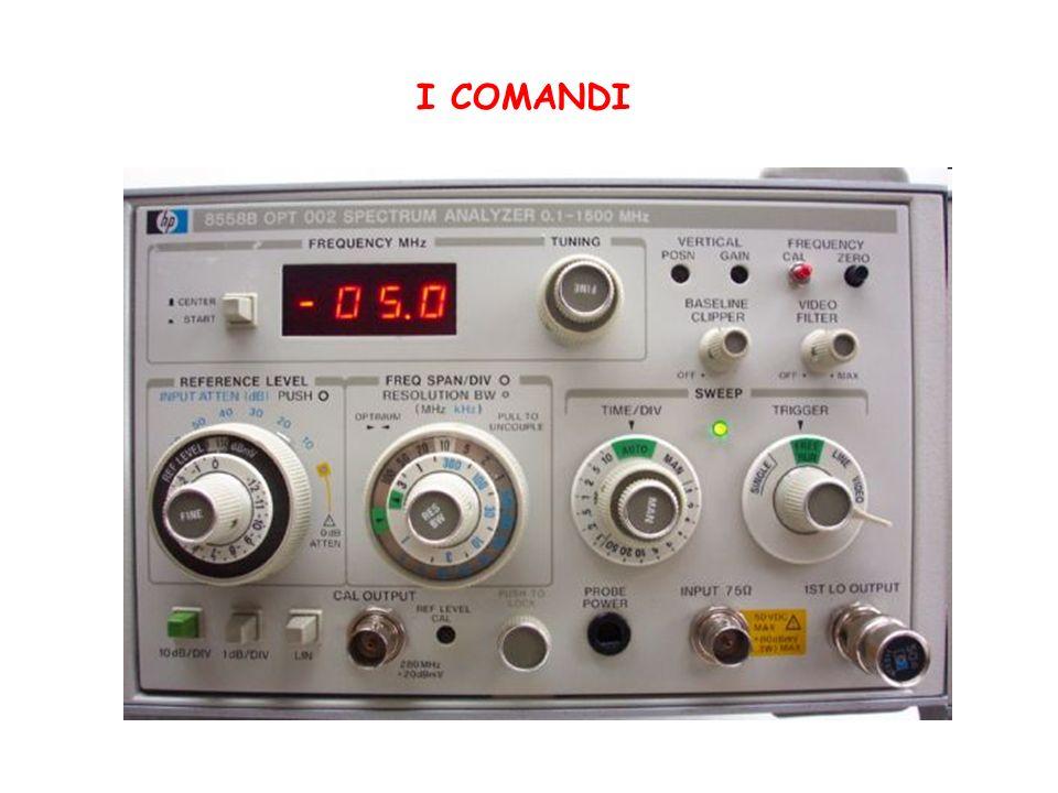 I COMANDI