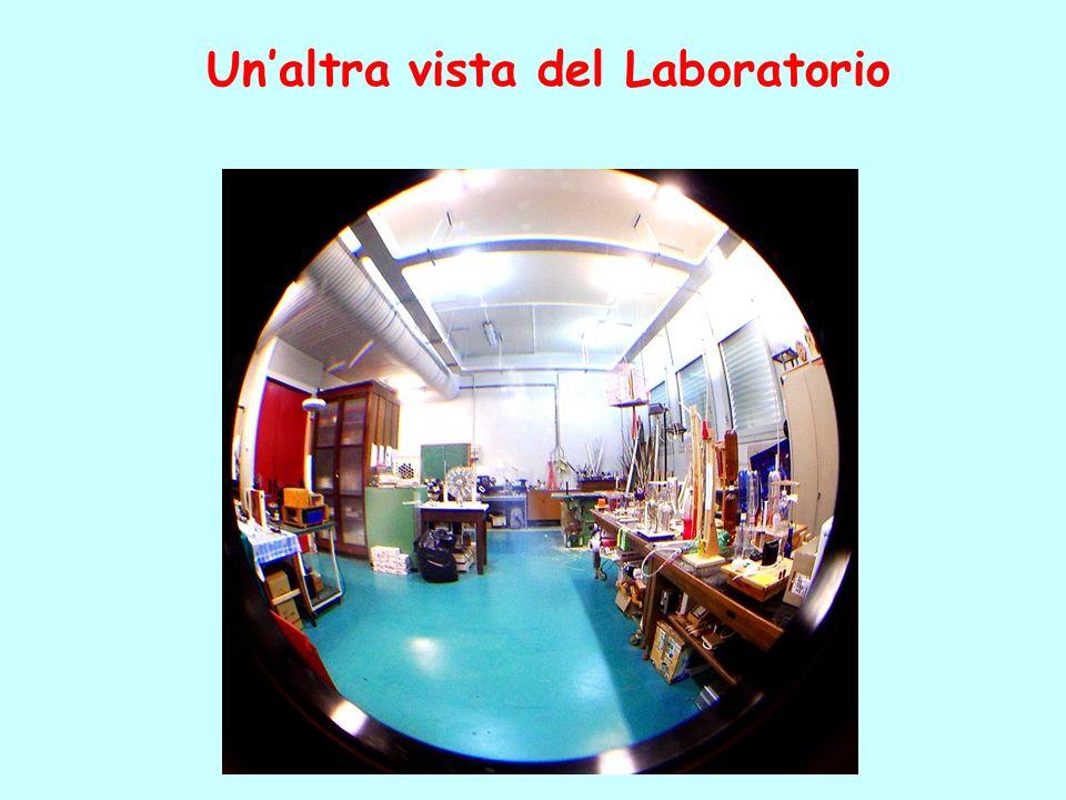 Un'altra vista del Laboratorio