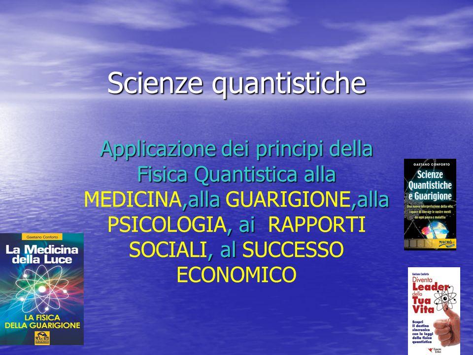 Scienze quantistiche