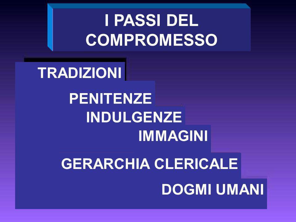I PASSI DEL COMPROMESSO