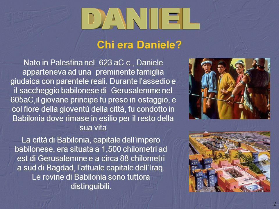 Chi era Daniele