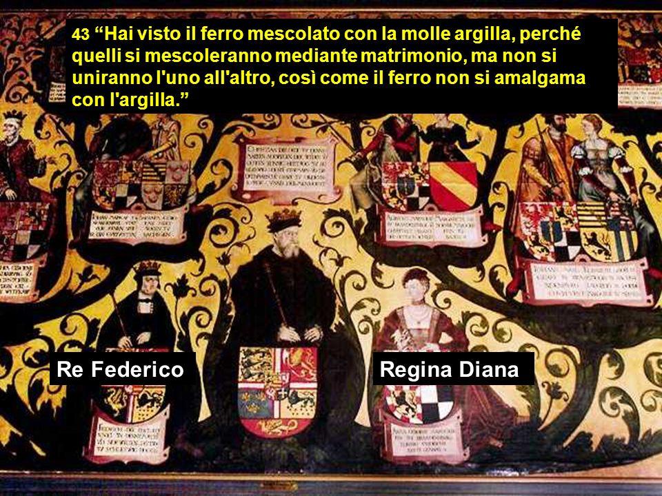 Re Federico Regina Diana