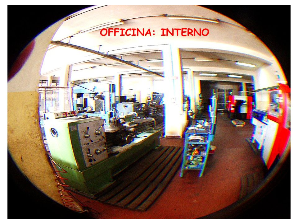 OFFICINA: INTERNO