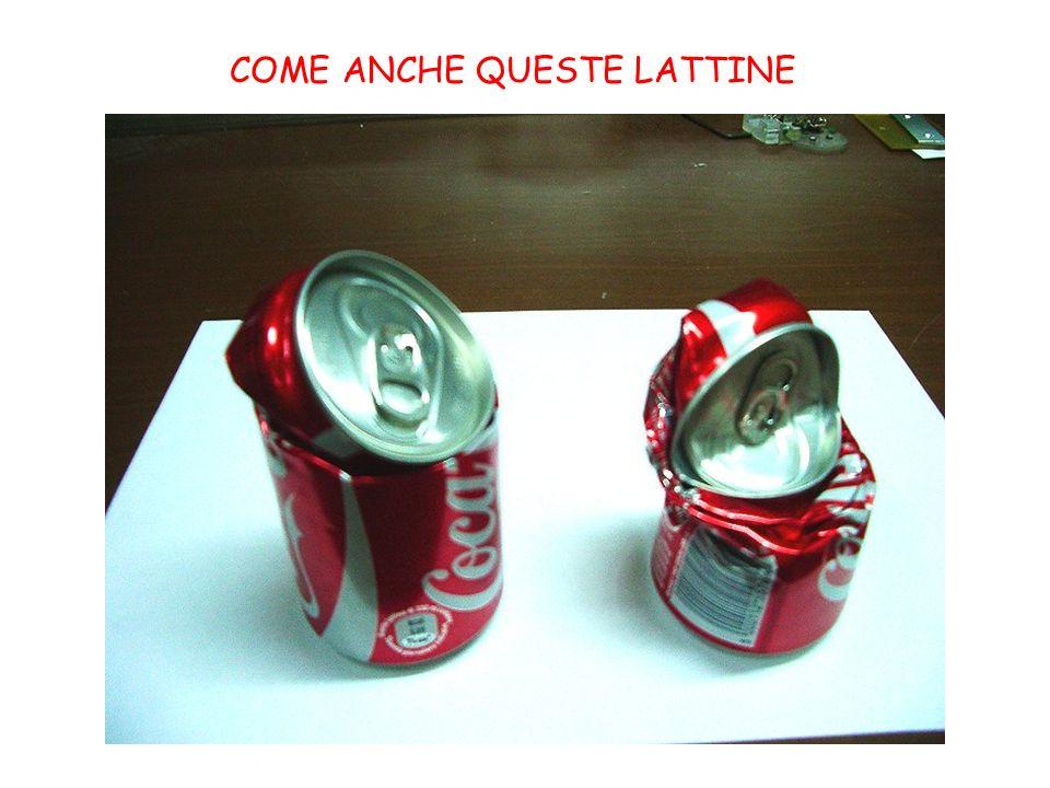 COME ANCHE QUESTE LATTINE