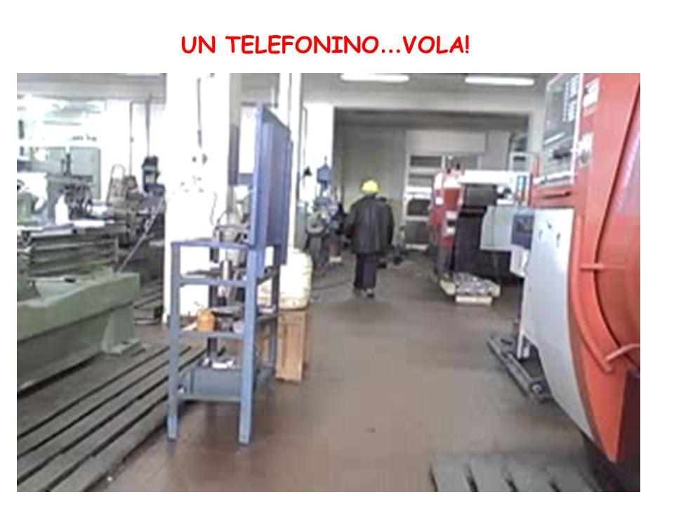 UN TELEFONINO…VOLA!