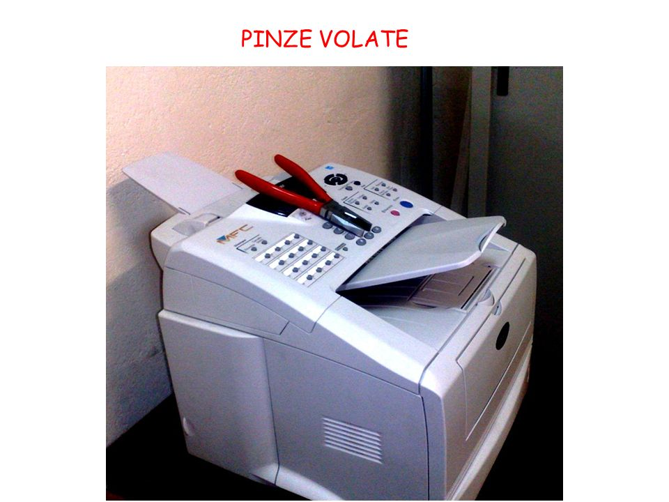 PINZE VOLATE