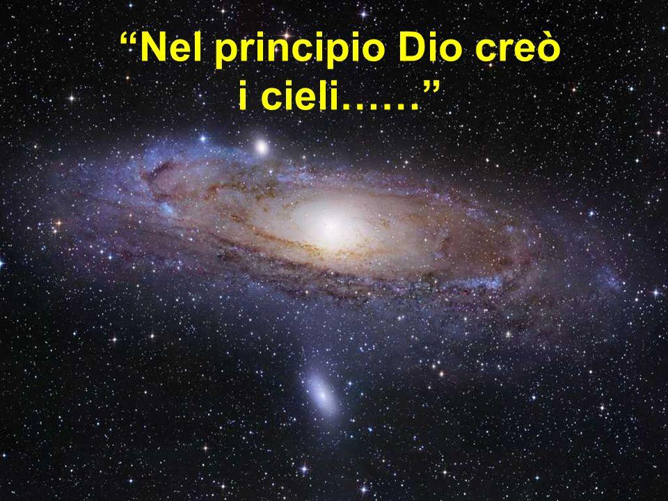 Nel principio Dio creò
