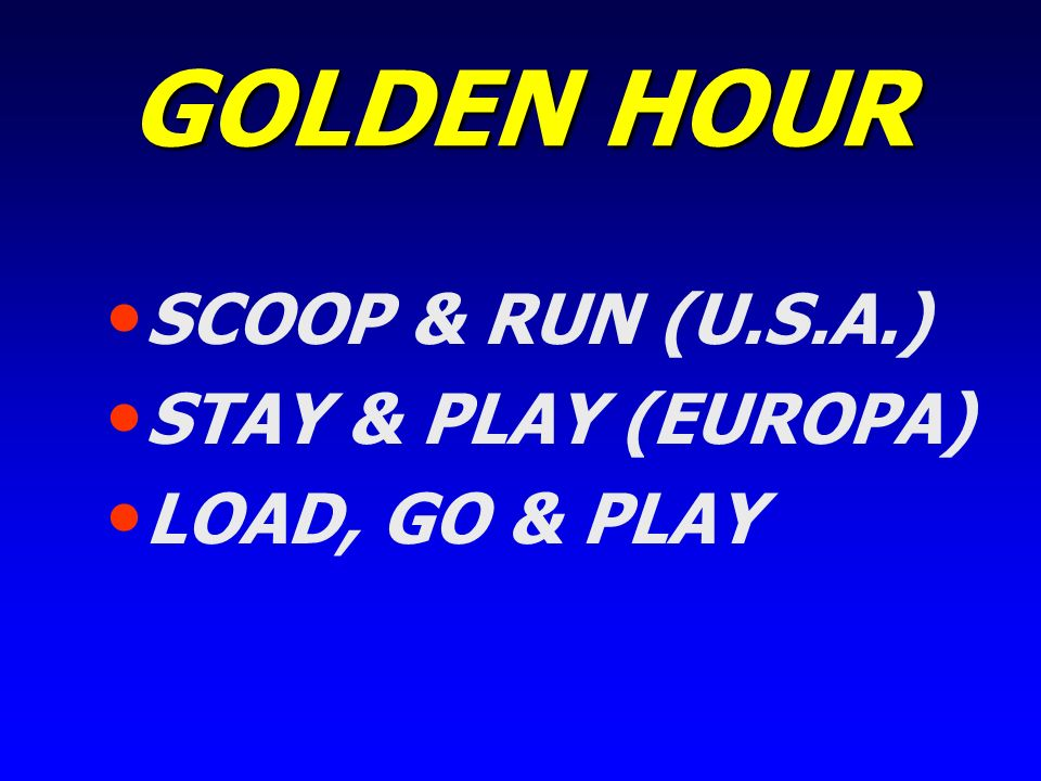 GOLDEN HOUR SCOOP & RUN (U.S.A.) STAY & PLAY (EUROPA) LOAD, GO & PLAY
