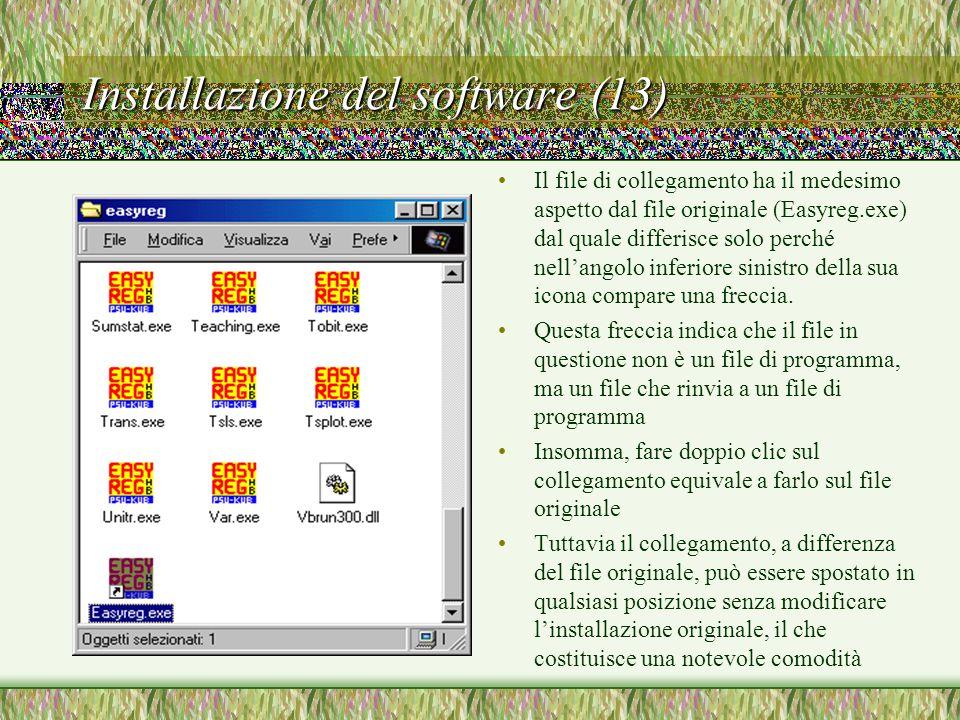 Installazione del software (13)