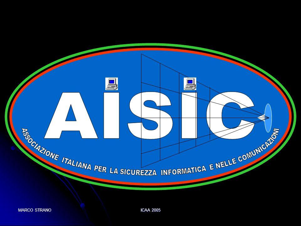 ASSOCIAZIONE ITALIANA PER LA SICUREZZA INFORMATICA E NELLE COMUNICAZIONI