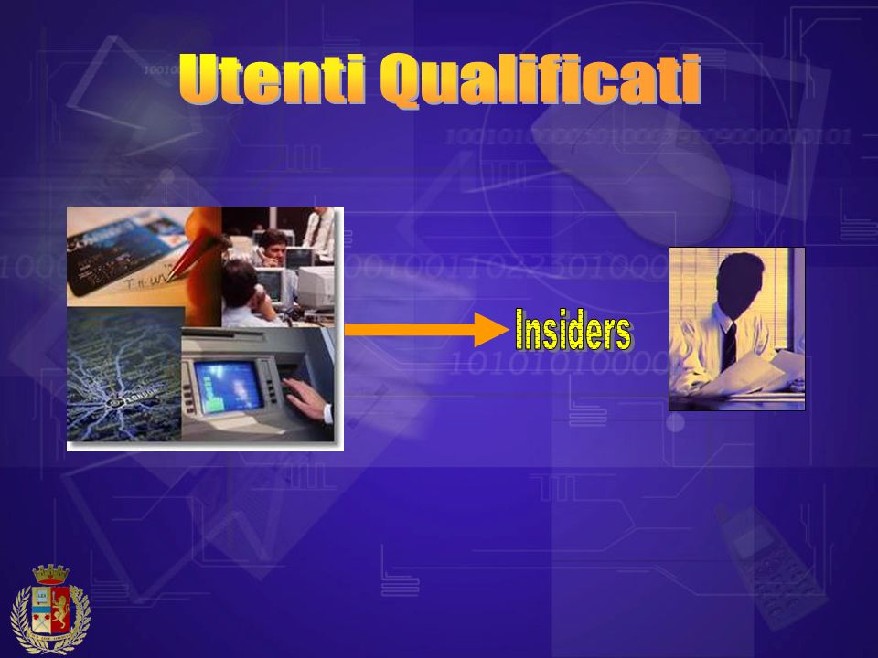 Utenti Qualificati Insiders