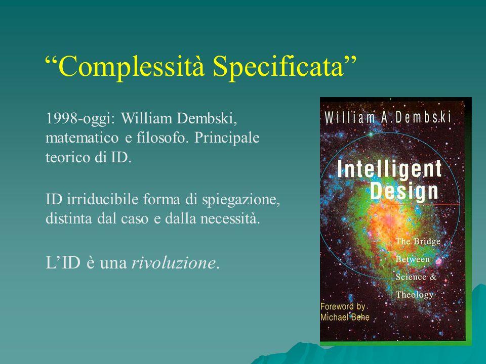 Complessità Specificata
