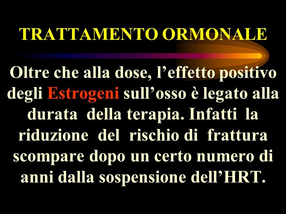 TRATTAMENTO ORMONALE