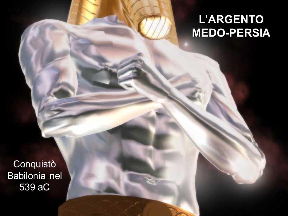 L'ARGENTO MEDO‑PERSIA