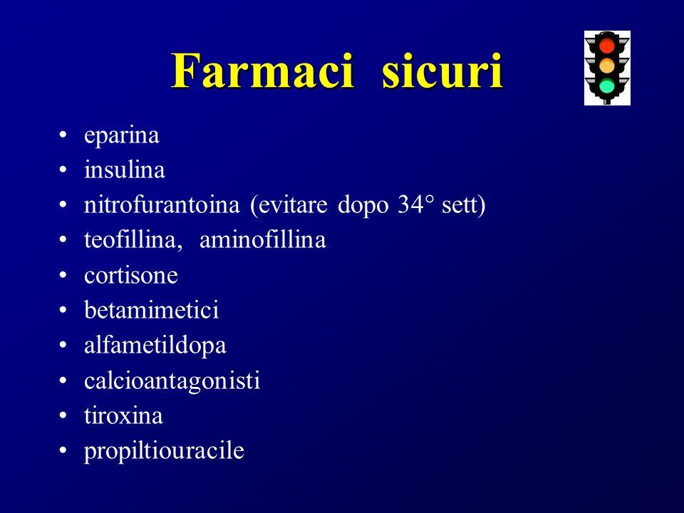 Farmaci sicuri eparina insulina