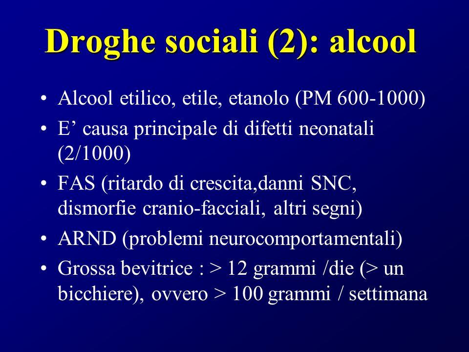 Droghe sociali (2): alcool