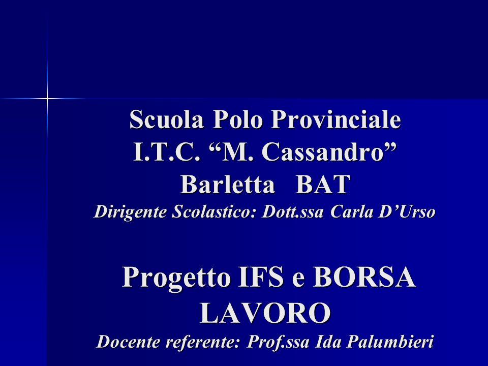 Scuola Polo Provinciale I. T. C. M