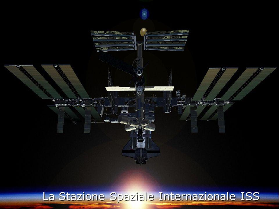 La Stazione Spaziale Internazionale ISS