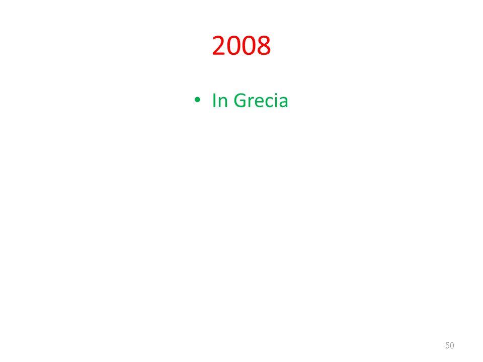 2008 In Grecia