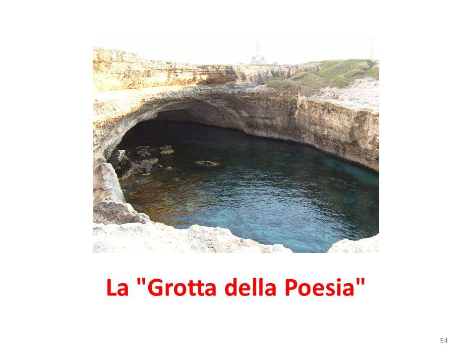 La Grotta della Poesia